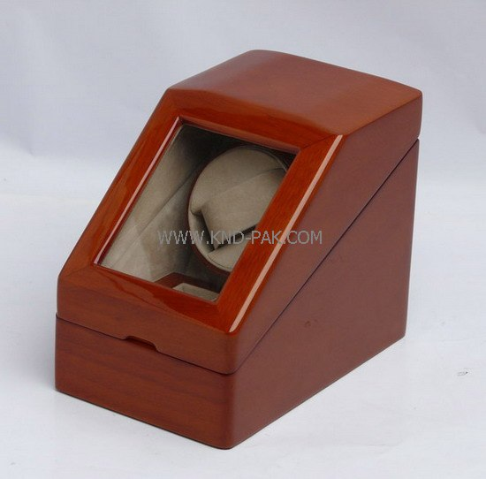 Single Watch Winder w/storage for 2 additional watches
